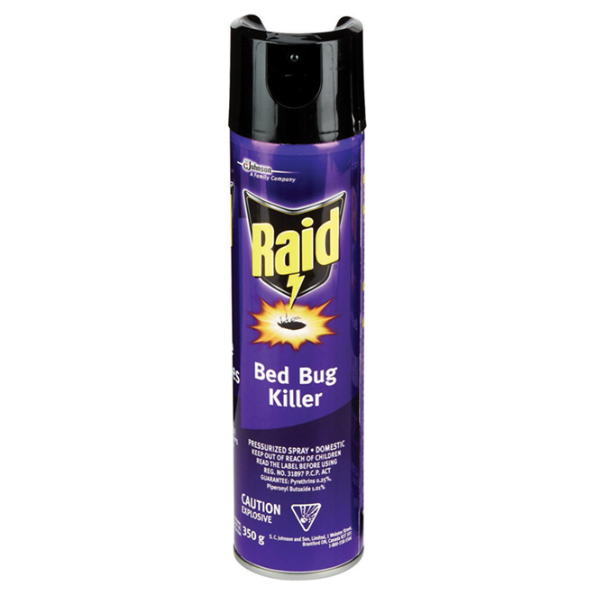 Aerosol Bed Bug Killer - 350 g
