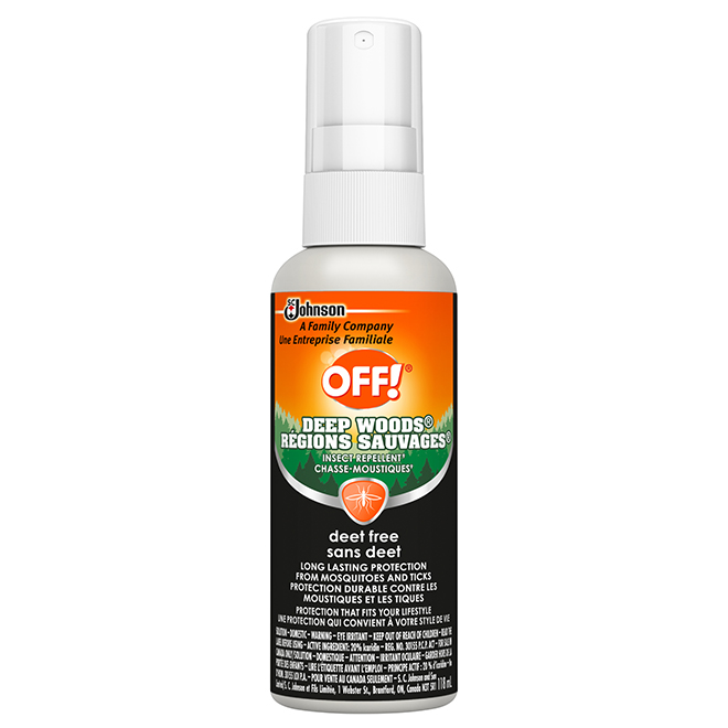 Insect Repellent - Deep Woods® - 118 mL