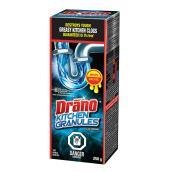 Drano Kitchen Clog Remover - Granules - 250 Gram