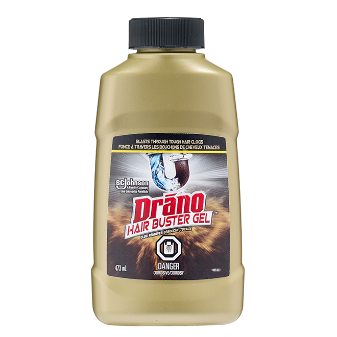 Drano(R) Hair Buster(TM) Clog Remover - Gel - 473 ml
