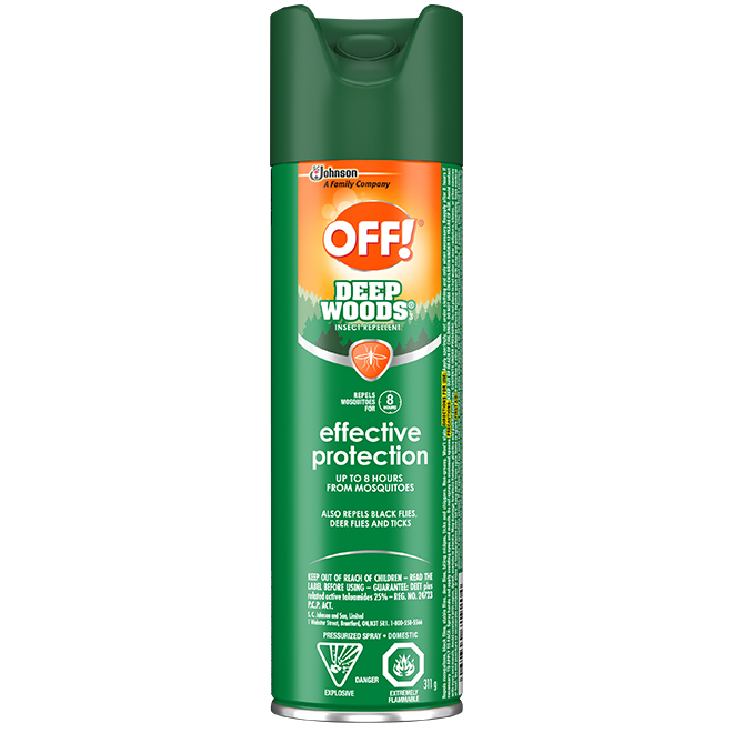 Off!(TM) Insect Repellent - Deep Woods - 311 g