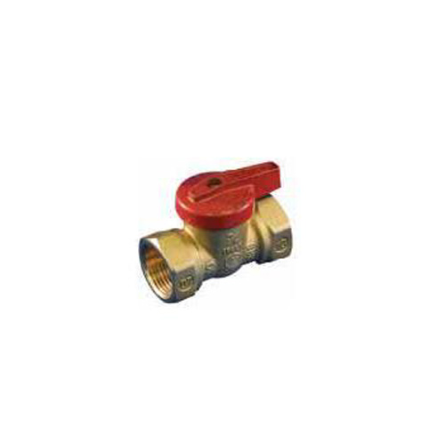 Brass Gas Ball Valve - 1/2""
