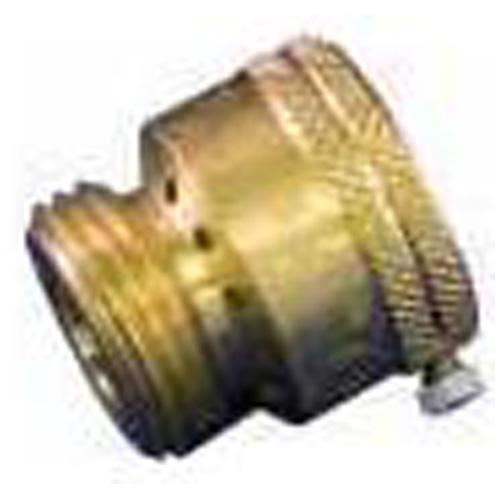 """Brass Vacuum Breaker in brass - 3/4"""""""