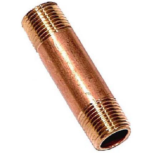"""Nipple - Brass - 1/2"""" x 1 1/2"""" - MIP x MIP"""
