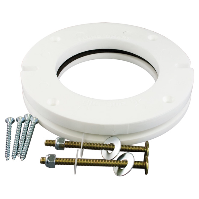 AQUA-DYNAMIC Toilet Flange Extension Kit - 3 1/2