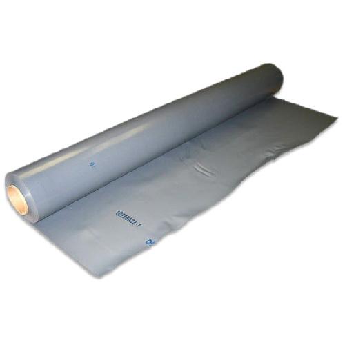 Shower Pan Liner - Grey PVC - 5'x40'