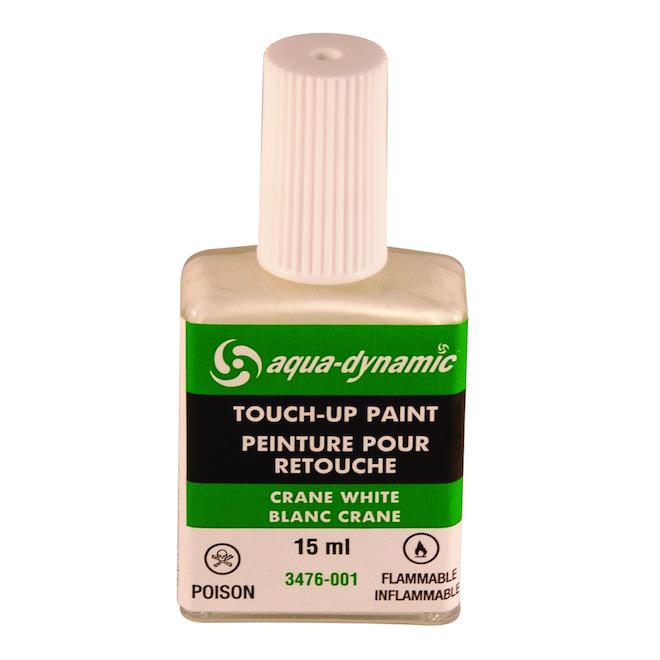 Aqua-Dynamic - Touch-up paint - Porcelain - 15 mL - White
