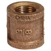 Coupling - Lead-Free Brass - 3/8