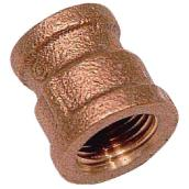 Reducer Coupling - Lead-Free Brass - 3/4