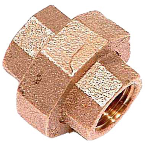 "Union - Lead-Free Brass - 3/4"" x 3/4"" - FIP x FIP"