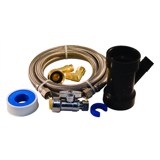 "Dishwasher Installation Kit - 60"" Line"