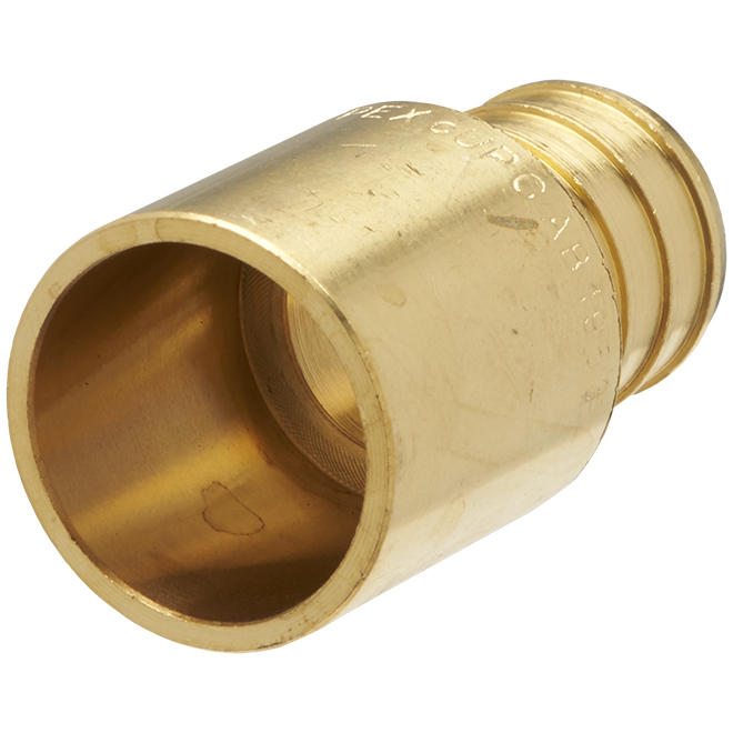 """PEX Male Adapter with Copper - 3/4"""""""