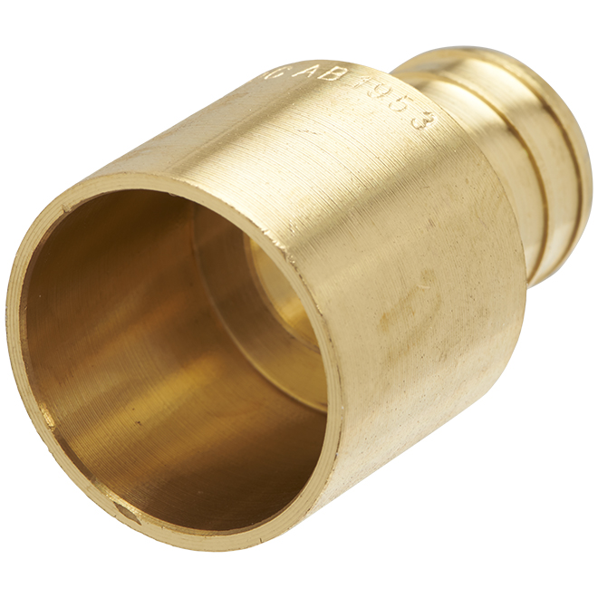 """PEX Female Adapter with Copper - 3/4"""""""