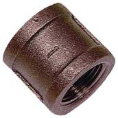 Black Iron Coupling - 1/2