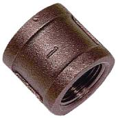 Black Iron Coupling - 1""