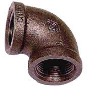 Steel 90° Elbow - 1/4''