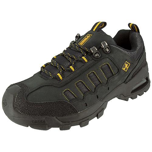 Safety shoes for men - Black - Size 10