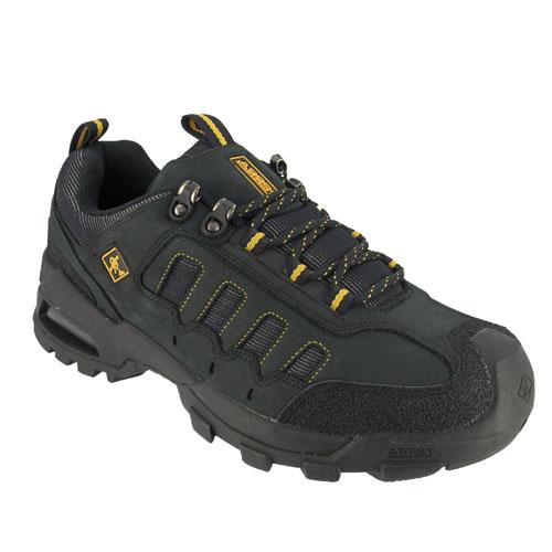 Safety shoe for men - Black - Size 12