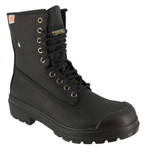 Workboots -  Leather - Size 11 - Black