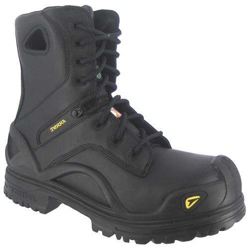 """BRIDGE"" Safety boots for men - Size 8"