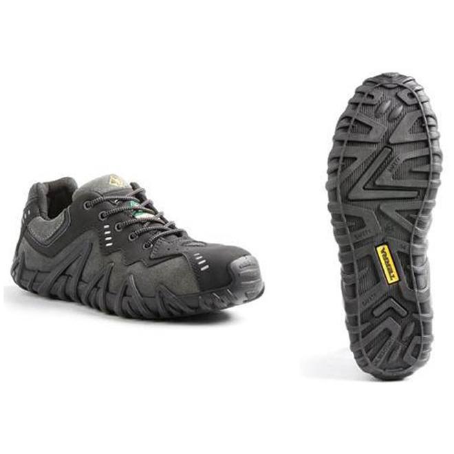 Work Shoes for Men - Size 10 - Black
