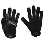 Mechanic Gloves made of Synthetic Leather - Medium