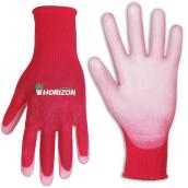 Gardening gloves for women - M/L - Polyurethane - Pink