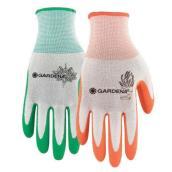Gants de jardinage pour femme, P/M, couleurs variées