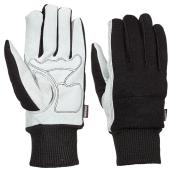 Men's Leather Mechanic Gloves - High Dexterity - L