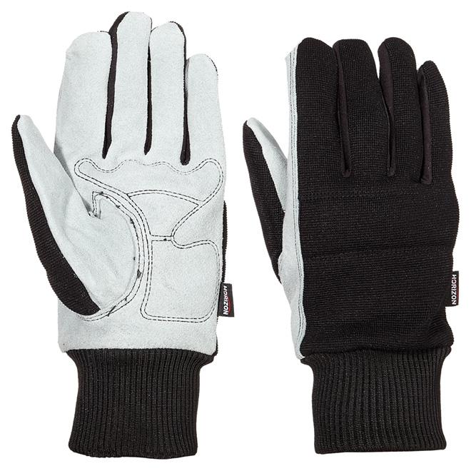 Men's Leather Mechanic Gloves - High Dexterity - XL