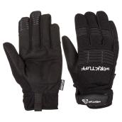 Men's Synthetic Leather Mechanic Gloves - Dexterity - L