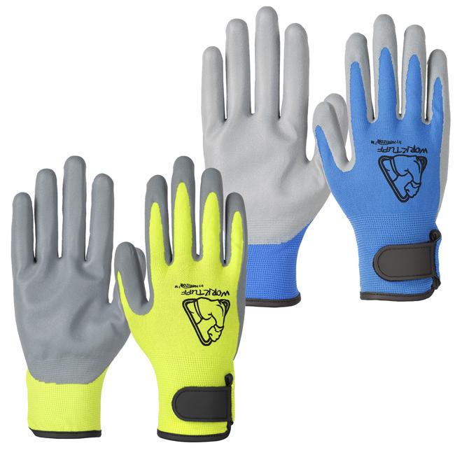 Women's Nitrile Foam Coated Gardening Gloves - L
