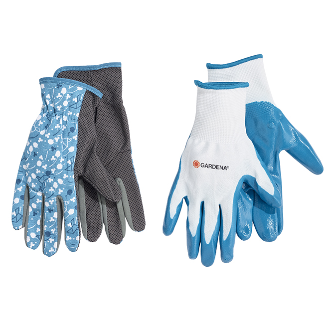 Pack of 2Pairs of Gardening Gloves