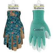 Alterra 2-Pack Assorted Gardening Gloves - Women One Size
