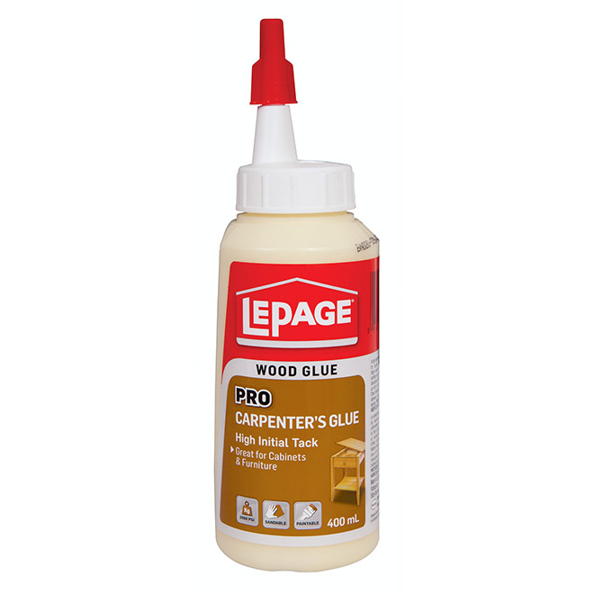 LePage Pro Carpenter's Glue - 400 mL