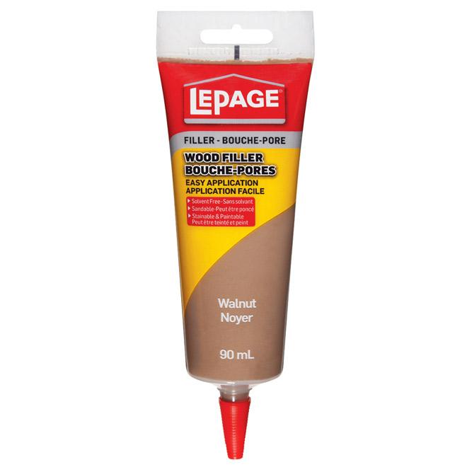 Bouche-pores LePage, noyer, 90 ml