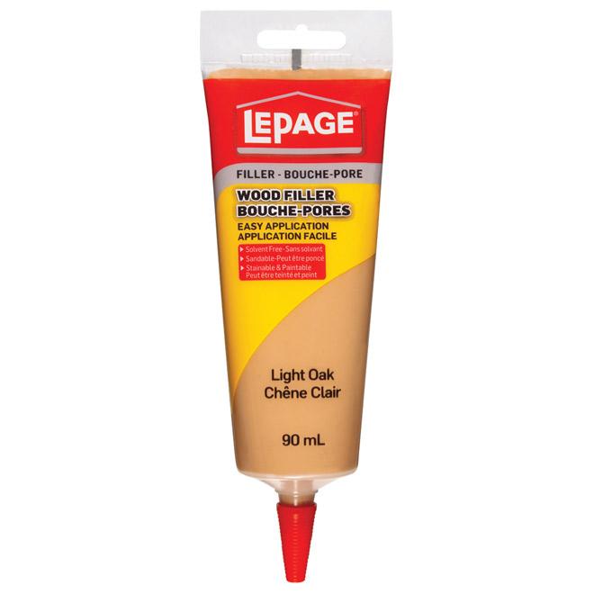 LePage Wood Filler - Light Oak - 90 mL