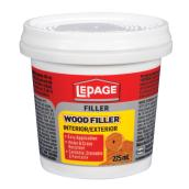 LePage Wood Filler - Interior and Exterior - 225 mL