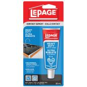 LePage Heavy Duty Contact Cement - 30 mL