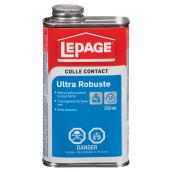 Colle contact ultra robuste LePage, 250 ml