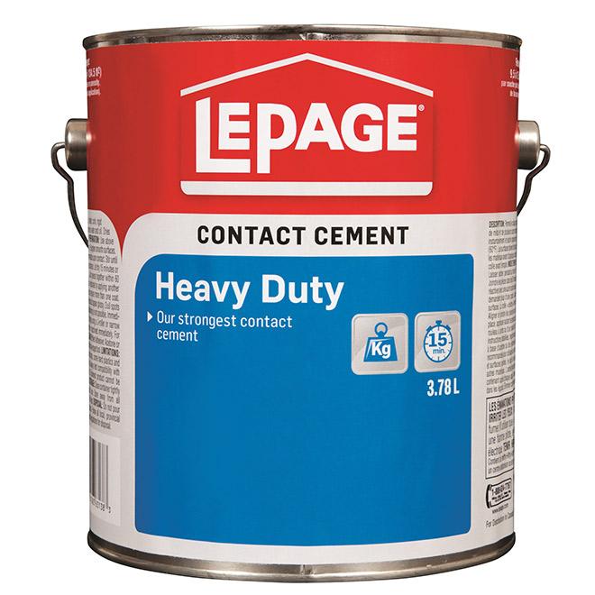 """Pres-Tite"" Contact Cement 3.8-L"