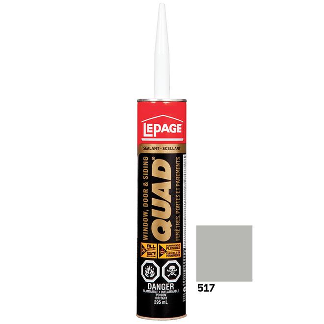 Exterior Sealant Quad517 - 295ml - Grey