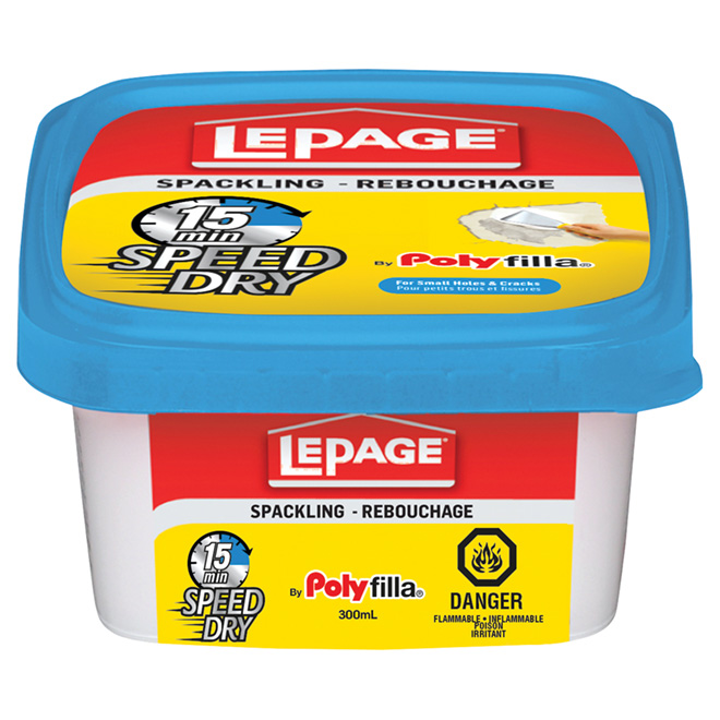 LePage Polyfilla 15-min Speed Dry Compound - 300 mL