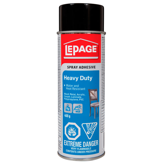 """Heavy Duty"" Spray Adhesive"