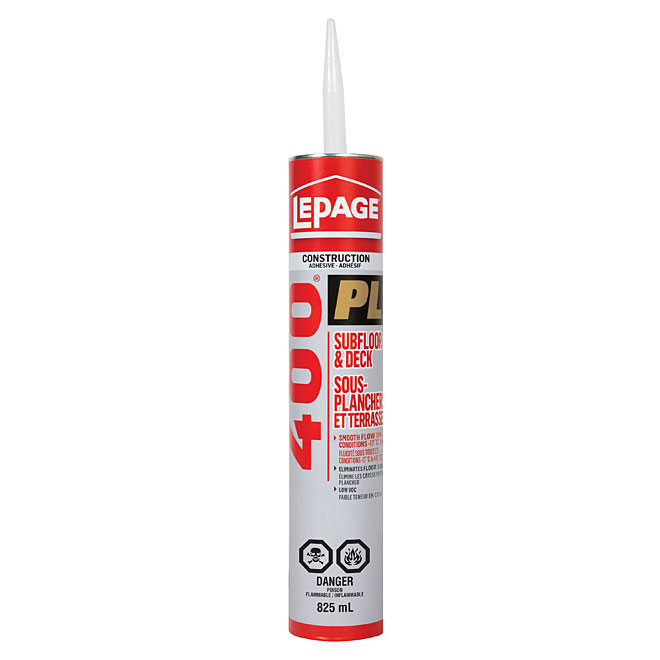 """PL 400"" Construction Adhesive"