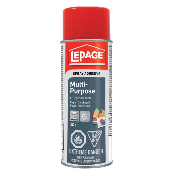Multi-Purpose Spray Adhesive