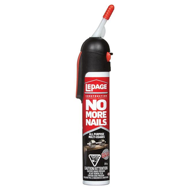 No More Nails All-Purpose Adhesive - White - 212 g