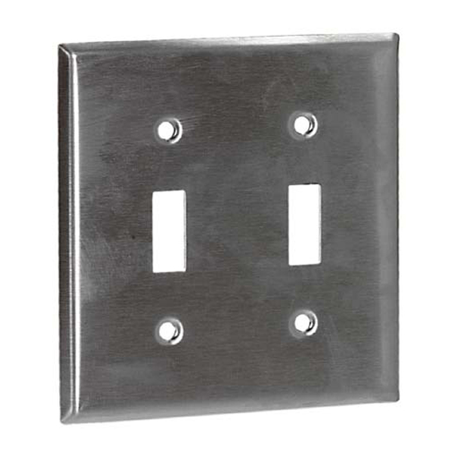 Plate - Toggle Switch Plate