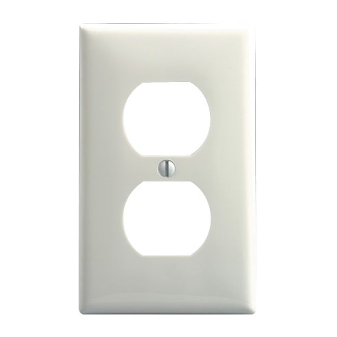Plate - Receptacle Plate