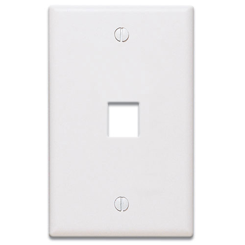 QUICKPORT WALLPLATE